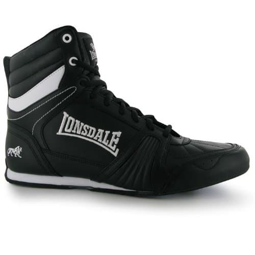 Botas de boxeo para hombre Lonsdale