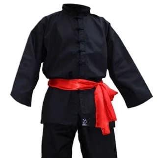 Kimono de Kung Fu 7 botones