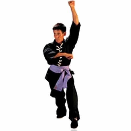 Kimono de Kung Fu wu shu