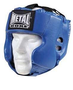 casoc de boxeo Metal Boxe MB117