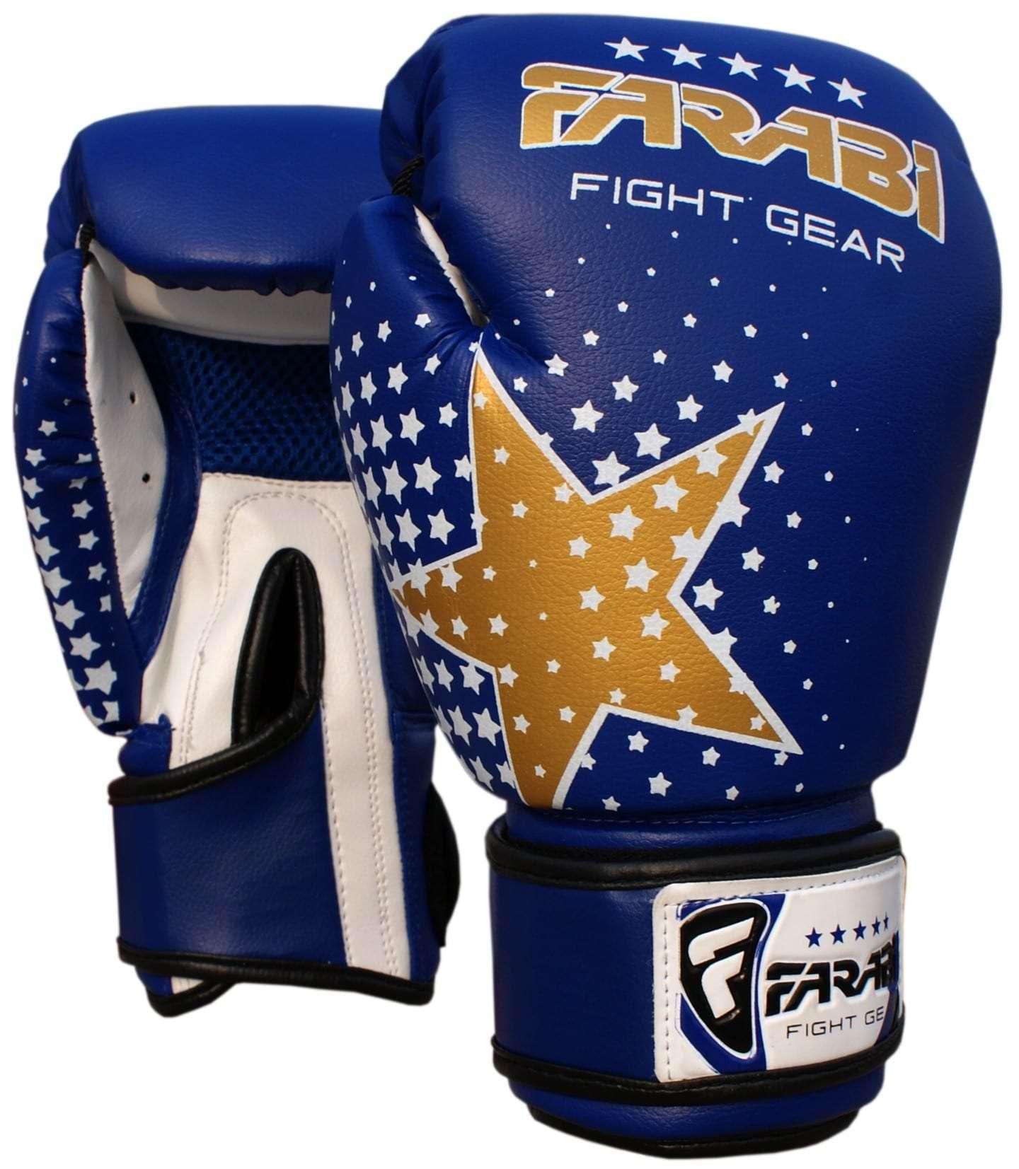 Guantes de kick boxing junior Farabi
