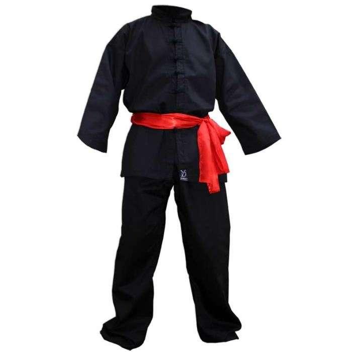 Kimono kung-fu 7 botones
