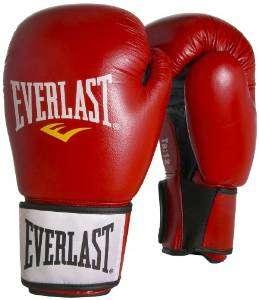 Guantes de boxeo para combate Everlast