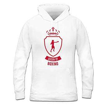 Sudadera Shirtcity Queen of Boxing