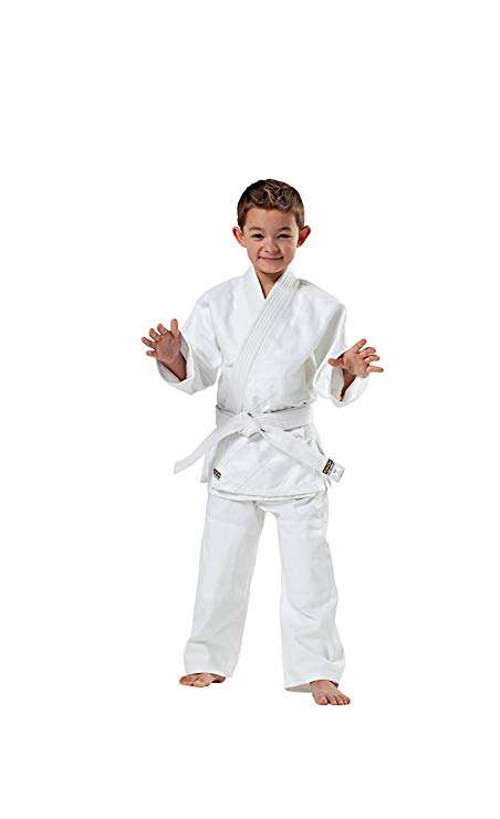 Kimono artes marciales para niños