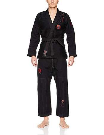 Kimono boa bjj color negro