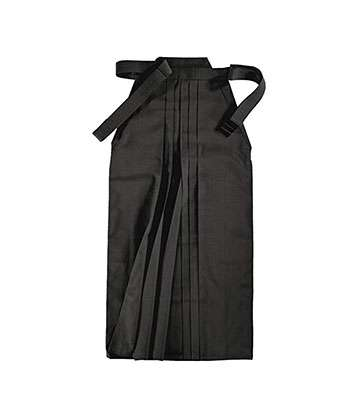 Uniforme hakama Kwon color negro