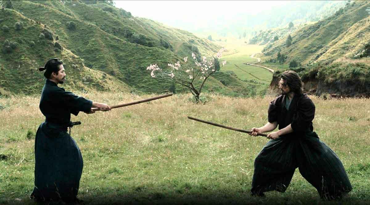 bokken, la espada de madera