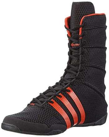 botas adidas boxeo color negro