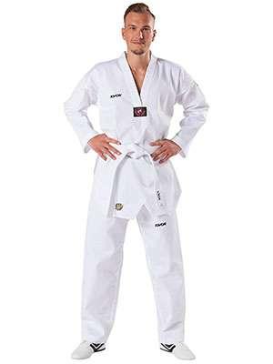 dobok taekwondo kwon victory