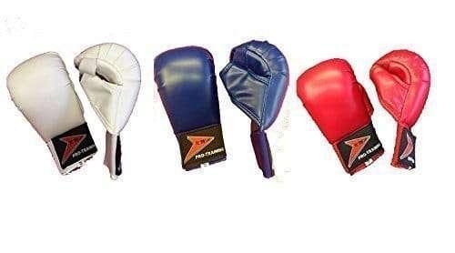 guantes de karate entrenamiento