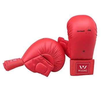 guantes de karate wesing