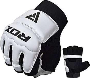 guantes de taekwondo rdx