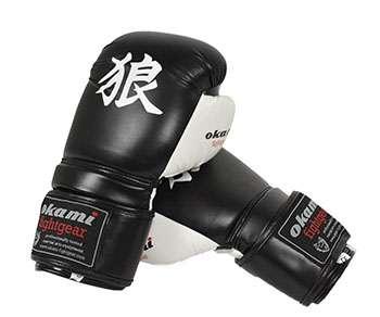 guantes okami fightgear