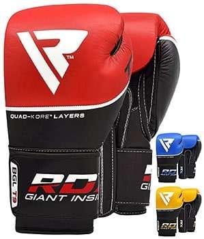 guantes rdx para muay thai