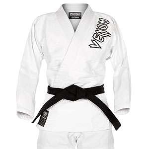 kimono bjj venum color blanco