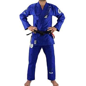 kimono boa one bjj color azul