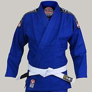kimono venum jiujitsu color azul