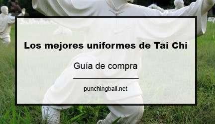 los mejores uniformes de Tai Chi