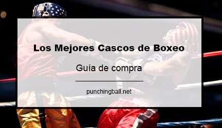 análisis cascos de boxeo