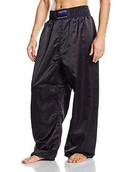 pantalon de kick boxing de saten