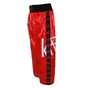 pantalon largo kick boxing