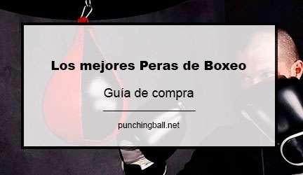 análisis peras de boxeo