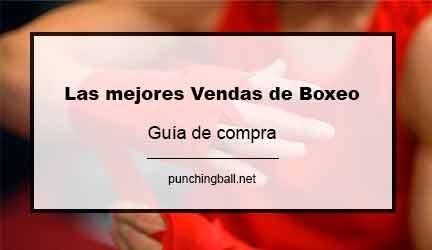 mejores vendas para la practica del boxeo